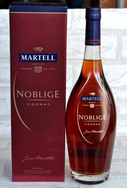 ลัง 6 ขวด Martell Noblige Cognac 1 Liter