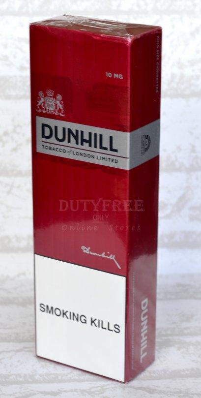Dunhill Master Blend (Red)  (1 คอตตอน)