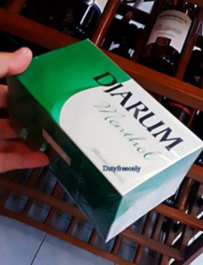 Djarum Menthol (1คอตตอน)