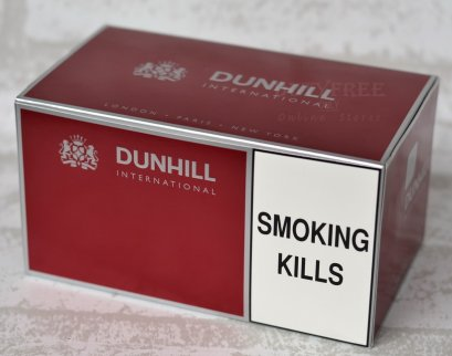 Dunhill International (1คอตตอน)