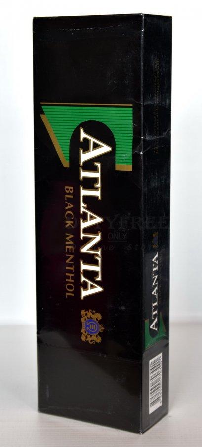 ATLANTA BLACK MENTHOL (1 คอตตอน)