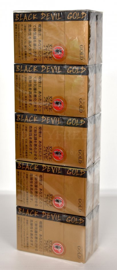 Black Devil Gold