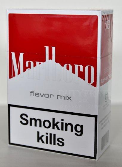 Marlboro Flavor Mix (Swiss) 1 คอตตอน