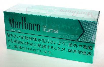 Marlboro for IQOS Menthol