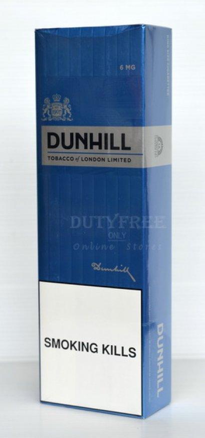 Dunhill Lights  (1 คอตตอน)