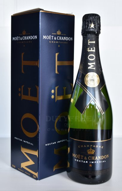 Moet & Chandon Nectar Imperial  Champagne 75Cl.