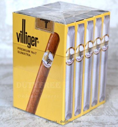 Villiger Premium No. 7 Sumatra Cigars