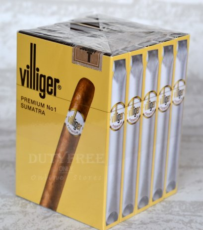 Villiger Premium No. 1 Sumatra Cigars