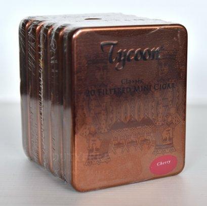แพ็ค 5 กล่อง Tycoon Classic Cigar (Cherry)
