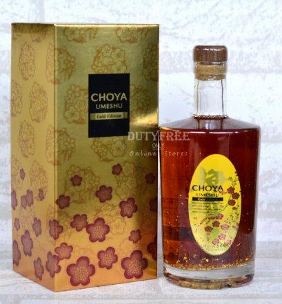 CHOYA Gold Edition 500ml.
