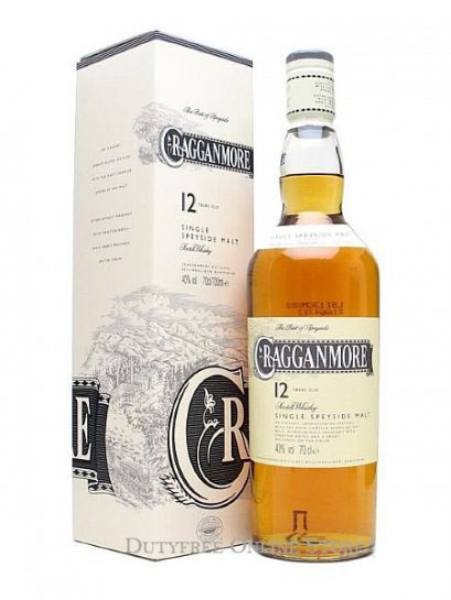 Cragganmore 12 Year 75cl.