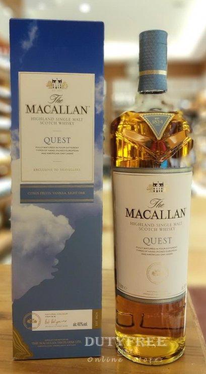 The The Macallan Quest 1Liter