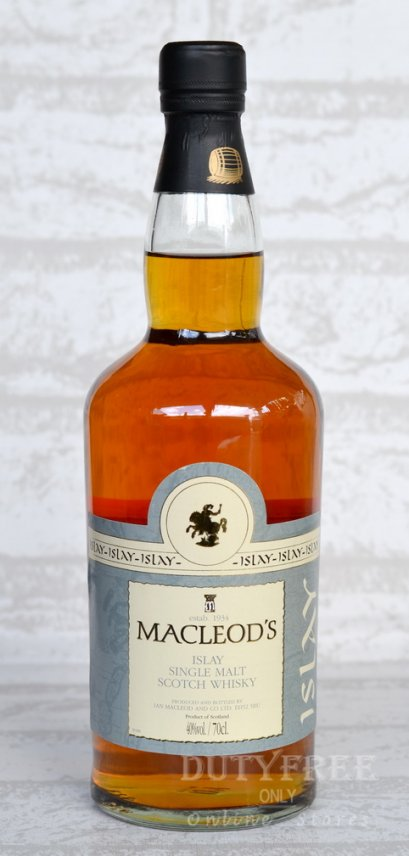 ลัง 12 ขวด Macleod's Islay Single Malt 70cl.