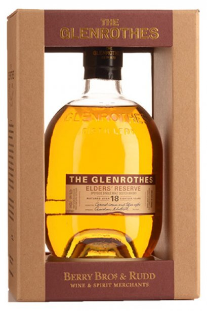 Glenrothes Elders Reserve 18 Year Old 70cl.