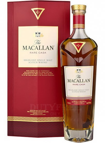 The Macallan Rare Cask 700ml.