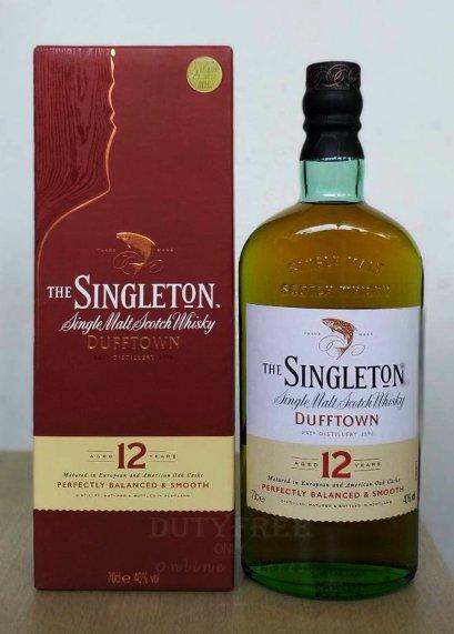 ลัง 12 ขวด Singleton of Dufftown 12 Year 70cl.