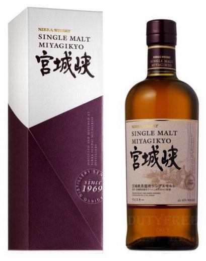 ลัง 6 ขวด Nikka Miyagikyo Single Malt 70cl.