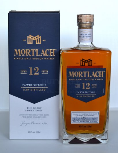 Mortlach 12 years 75cl.