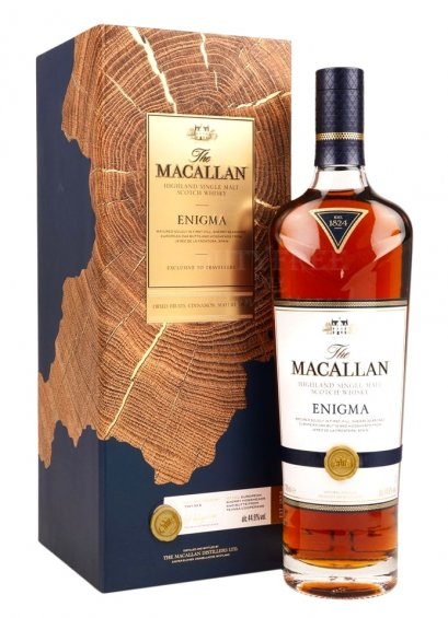 The Macallan Enigma 70cl.