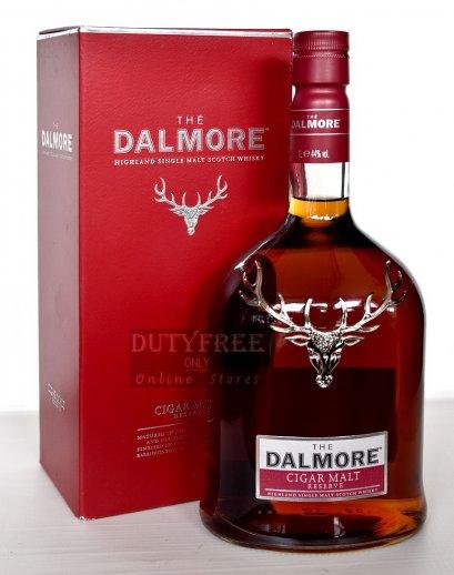 ลัง 12 ขวด Dalmore Cigar Malt 1Liter