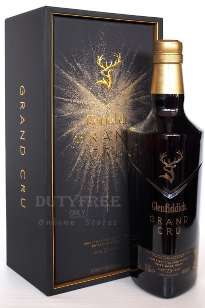 ลัง 6 ขวด Glenfiddich Grand Cru 23 Year Old 700ml.