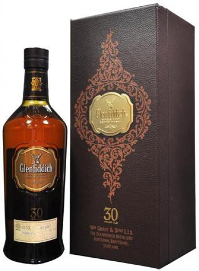 Glenfiddich 30 Year Old 75cl