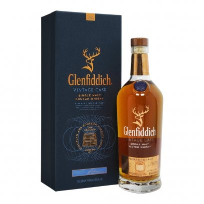 Glenfiddich Vintage Cask 700ml.