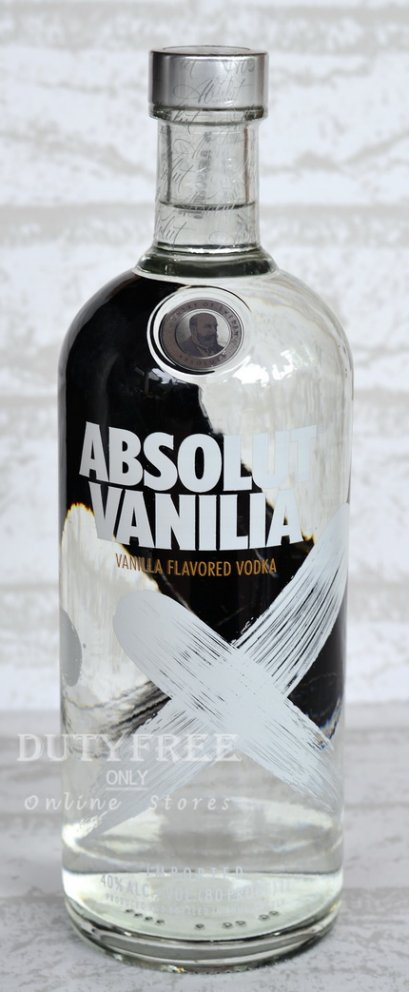 Absolut Vanilia Vodka 1Liter