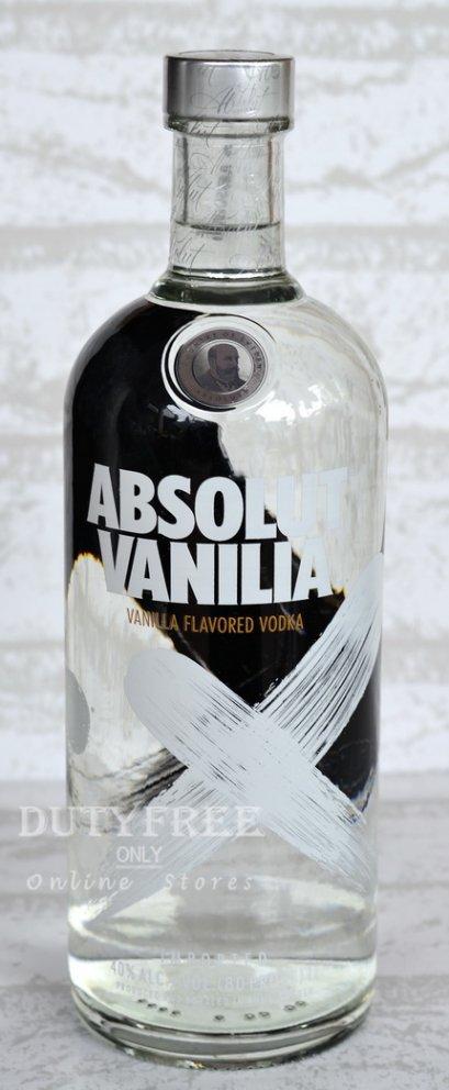 Absolut Vanilia Vodka 1Liter