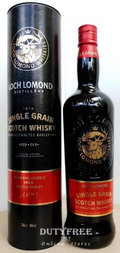 Loch Lomond Single Grain 70cl.