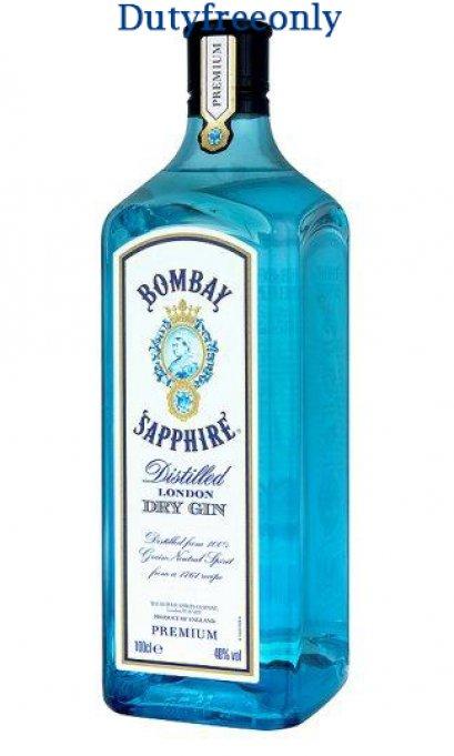 Bombay Sapphire 1Litre