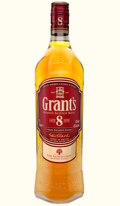 Grant's 8 Year Old 700ml.