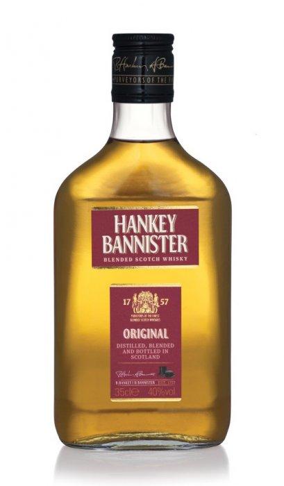 ลัง 24 ขวด Hankey Bannister Original 35cl.