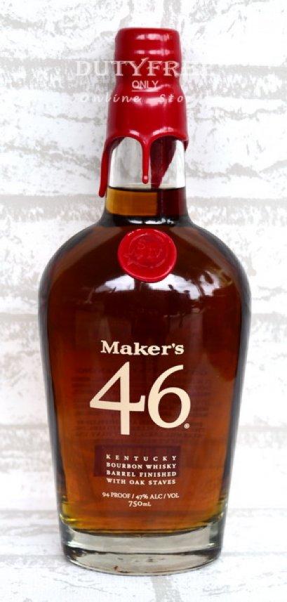 Maker's 46 Bourbon 75cl.