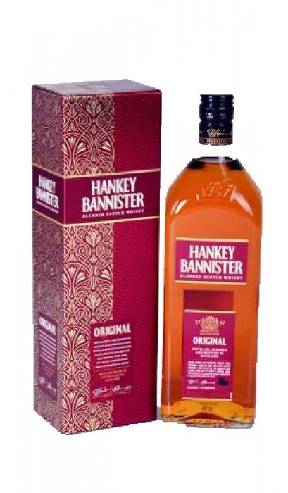 ลัง 12 ขวด Hankey Bannister Original 70cl.