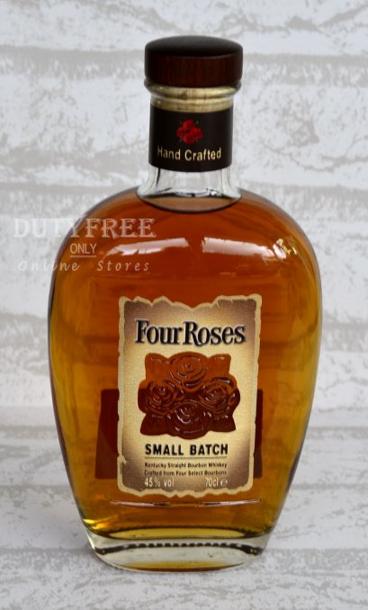 Four Roses Small Batch Bourbon 70cl.