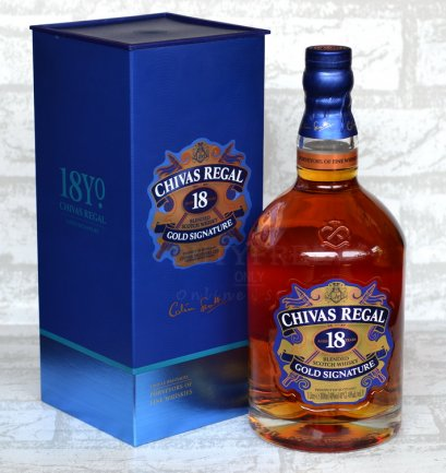 Chivas Regal 18 Year Old 1Liter