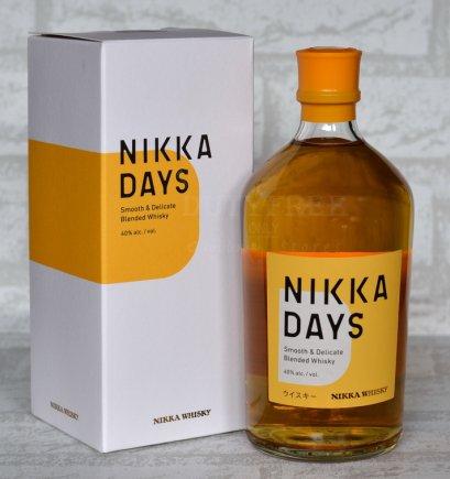 ลัง 12 ขวด Nikka Days 70Cl.