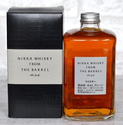 ลัง 12 ขวด Nikka From the Barrel 50Cl.