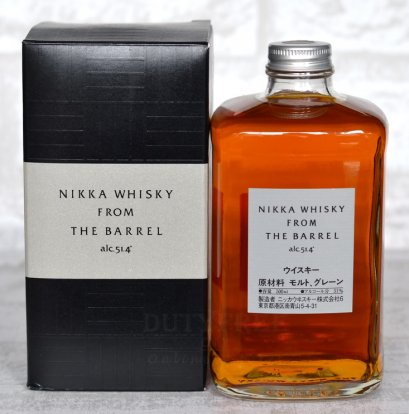 ลัง 12 ขวด Nikka From the Barrel 50Cl.
