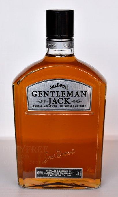 Jack Daniel's Gentleman Jack 1Liter