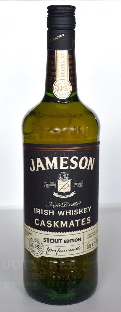 ลัง 12 ขวด Jameson Caskmates Stout Edition 1Liter