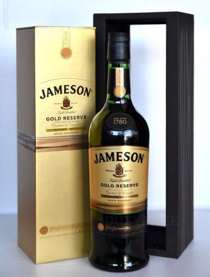 ลัง 12ขวด Jameson Gold Reserve 75cl.