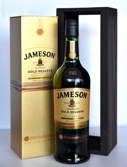ลัง 12ขวด Jameson Gold Reserve 75cl.