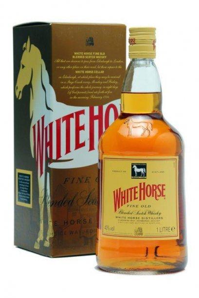 ลัง 12 ขวด White Horse 1Liter