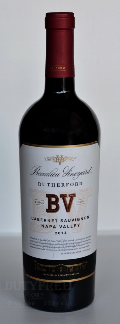 Beaulieu Vineyard Rutherford Napa Valley Cabernet Sauvignon 2014