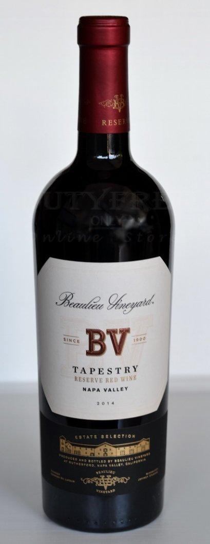 ลัง 12 ขวด Beaulieu Vineyard Tapestry Reserve Napa Valley 2014