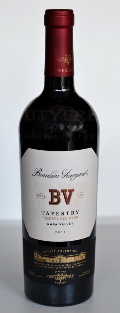ลัง 12 ขวด Beaulieu Vineyard Tapestry Reserve Napa Valley 2014