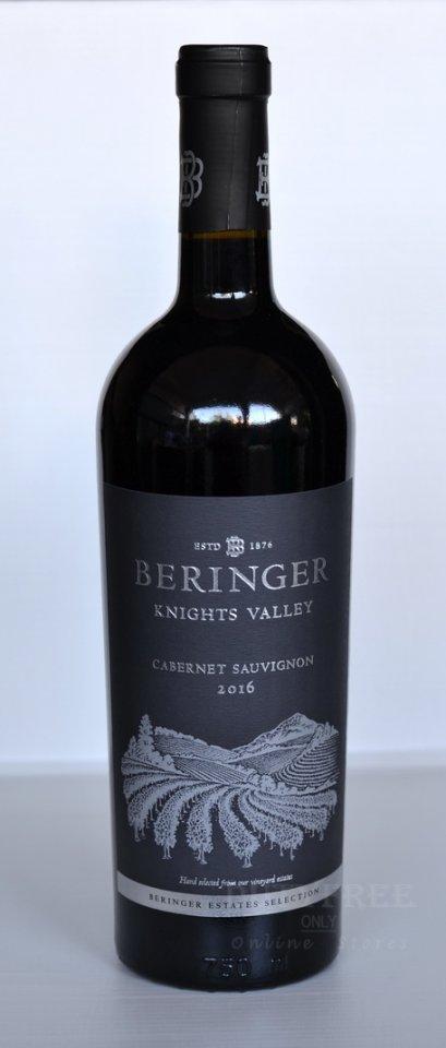Beringer Knights Valley Cabernet Sauvignon 2016