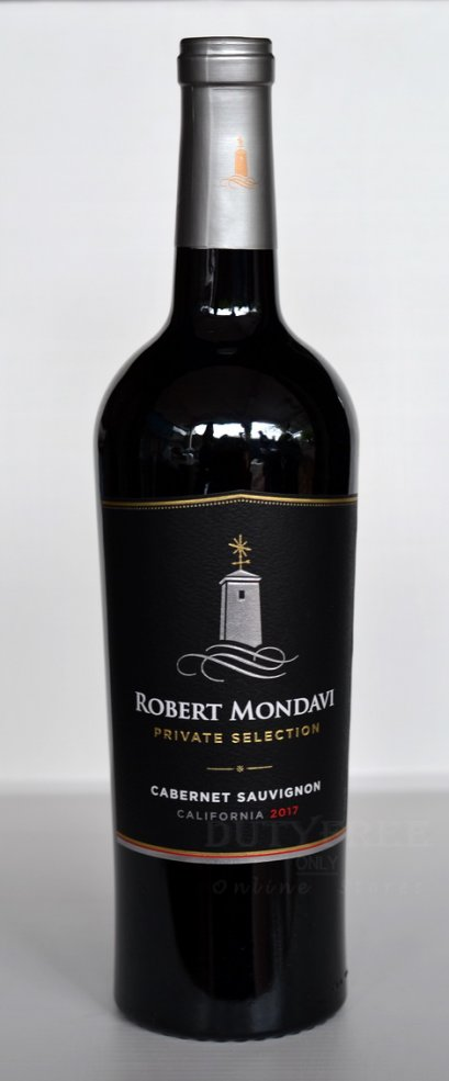 ลัง 12 ขวด Robert Mondavi Cabernet Sauvignon Private Selection  2017